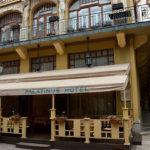 A Palatinus Pécs szálloda stílusos