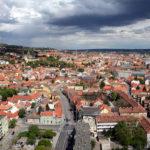 A König Hotel Pécs a város szívében található