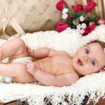 Élénk színű babafotózás kellékek