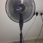 Igen divatos az álló ventilátor