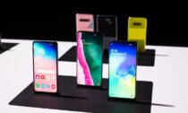 Samsung Galaxy S10 telefonok