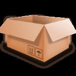 A csomagoló doboz biztonságot nyújt