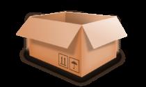 csomagoló doboz