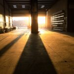 A betonpadló előnyei az üzemi alkalmazásnál