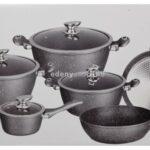 Inox edénykészletet a kezdő háziasszonyoknak