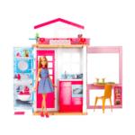 Oktató jelleggel bíró Barbie ház