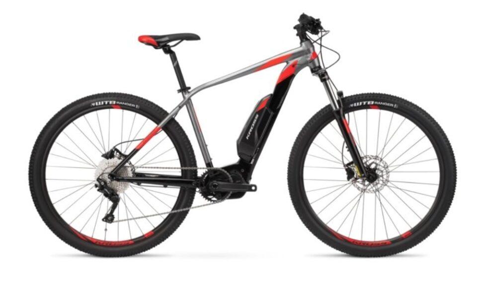 elektromos mountain bike