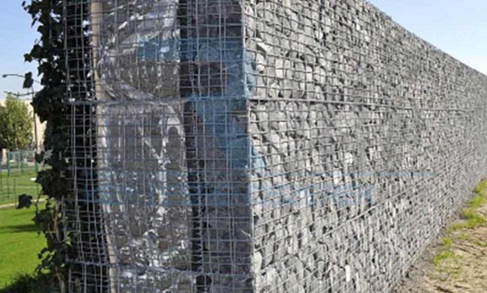 kőfal kerítés